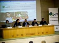 Presentación de la Plataforma Española de Microfinanzas hoy en Madrid