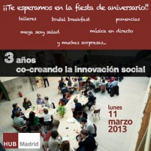 Hub Madrid lab for change