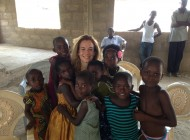 A lesson of happiness and generosity I brought back home from my trip to Ghana