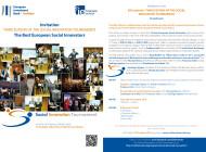 ¿Nos vemos en la tercera edición del Torneo Europe de Innovación Social?