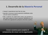Cómo desarrollar la maestría personal para crear equipos y organizaciones que aprenden
