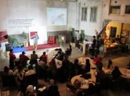 HUB Micro(me)cenas: el evento de financiación colectiva