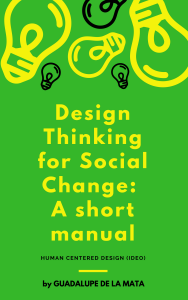 Design thinking for Social Change