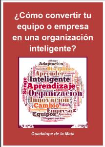 Libros organizaciones inteligentes
