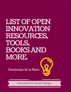List of Open Innovation resources, tools, books and more
